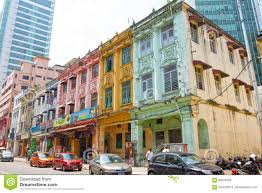 100 Houses In Malaysia Old Shop Kuala Lumpur Editorial Image Image Of