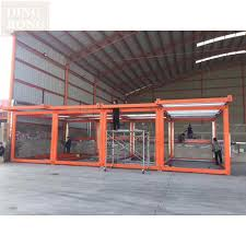 100 Shipping Container 40ft Flat Pack 40 Feet Shipping Container Frame Steel