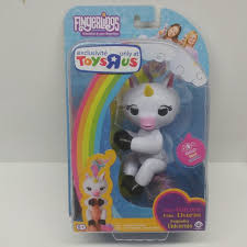 Fingerlings Baby Unicorn Gigi WowWee