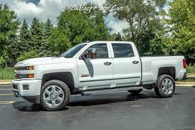 100 Duramax Diesel Trucks For Sale Used 2018 Chevrolet Silverado 2500HD LTZ 4x4