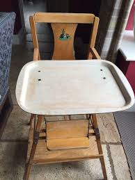 Fabulous Vintage High Chair | In Aylsham, Norfolk | Gumtree Antique And Vintage Tray Tables 782 For Sale At 1stdibs Wooden High Chair With Metal Best Oak Removable Porcelain For Sale Convertible Wood Thing Old Baby Chairs Red Kite Design Ideas Find More Fisher Price Up To Mocka Original Highchair Highchairs Au How Buy A Highchair Babycenter Painted 16 2018