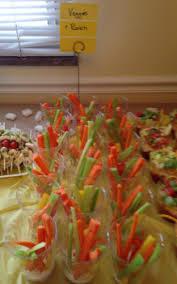 Housewarming Finger Foods Party Menu