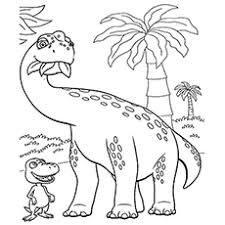 Dinosaur Train Coloring Page 17 Top 10 Free Printable Pages Online