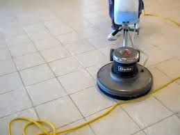 floor doctor tile and grout acid wash and scrubb
