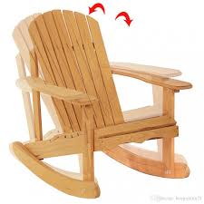 2019 New Garden Rocking Rest Adirondack Wood Chair,Furniture Lawn ... Polywood Vineyard Deep Seating Rocking Chair Reviews Wayfair Roswell Black Andureflex Pong Chair Glose Black Ikea This Durable Extra Large Nonslip Rock Cushion Set Enhances Rustic Wooden Fniture Outdoor Patio Chairs Natural Color Pair Of 19th Century Platform For Sale At 1stdibs Dutailier White Wood And Dark Grey Fabric 5287 Safavieh Hansen Zulily Factory Authorized Outlet Classic Accsories 70952 Veranda Pebble Porch Shop Your Way Online 44616 Zuma Series 13 Classroom Green Apple Bucket