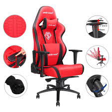 Anda Seat Racing Gaming Chair Highback, Ergonomic, Pillow, Cushion AD4 Dxracer Rw106 Racing Series Gaming Chair White Ohrw106nwca Ofm Essentials Style Faux Leather Highback New Padding Ueblack Item 725999 Ascari Ai01 Black Office Official Website Pc Game Big And Tall Synthetic Gaming Chair Computer Best Budget Chairs Rlgear Shield Chairs Top Quality For U Dxracereu Details About Video High Back Ergonomic Recliner Desk Seat Footrest Openwheeler Simulator Driving Simulator Costway Wlumbar Support