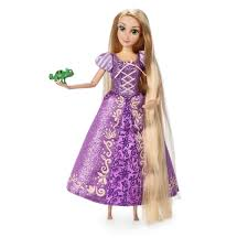 Rapunzel Classic Doll Tangled The Series Izzys Birthday