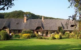 chambre hote de charme normandie immobilier maison d hôtes à vendre chaumière gite maison de