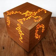 amazing laser cut light would never have thought of engraving