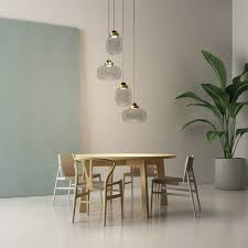 kesai homedeco moderne led pendelleuchten runden grau glas hängele pendelle für esstisch höhenverstellbare hängeleuchten kronleuchter für