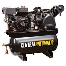 100 Truck Central 30 Gal 420cc Bed Air Compressor EPA III