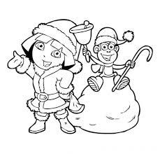 Disney Christmas Coloring Sheets Printable Free