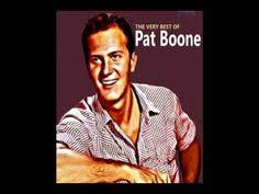 Pat Boone Love letters in the sand Music Pat Boone