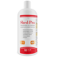 Excessive Hair Shedding In Dogs by Stop Pet Shedding With Shed Pro Coat Supplement