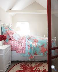 Lily Pulitzer Bedding by Luxe Linens For Less At Garnet Hill Living Luxe For Less