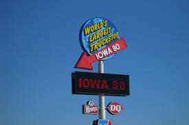 100 Truck Stops In Iowa 80 Stop SideSources