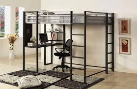 Creative of Full Size Loft Bed IKEA Loft Bed With Desk Ikea Home