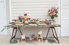 Most Rustic Wedding Shower Ideas Inspiring Kara S Party Bridal Planning