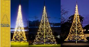 Flagpole Christmas Tree by Royal Christmas Eu For All Your Christmas Articles Wide