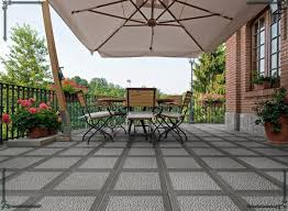 Outdoor Patio Flooring – Classic Brick Wall Outdoor Cabinet