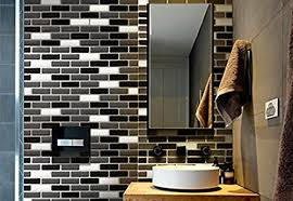 tile sticker the new upgrade 3d gel mosaic effect self adhesive