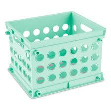 Walmart Sterilite Utility Cabinet by Plastic Crates