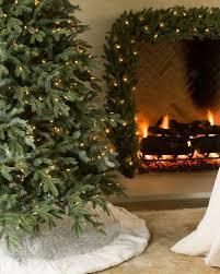 Fraser Fir Christmas Trees For Sale by Bh Fraser Fir Narrow Artificial Christmas Flip Tree Balsam Hill