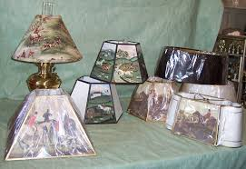 Uno Fitter Table Lamp Shades by Cloth And Parchment Shades