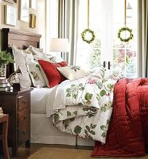 30 Christmas Bedroom Decorations Ideas With