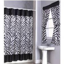 purple zebra bathroom set google search apartment pinterest