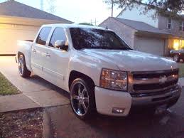 Chevy Silverado Crew Cab: MY 09 Cc, Dropped 4/6. | Cars | Pinterest ... Rear Lowering Drop Shackles For 19992006 Chevrolet Silveradogmc Texas Terror 2007 Chevy Silverado Lowered Truck Truckin Magazine Will Come 8 Different Ways 2019 Few Drivetrain Details Get Dropped But Lowered Trucks With Airdams The 1947 Present Gmc Important Trucks Specs Thread Page 2 Truckcar 42018 1500 24wd Standard Cab 25 Economy Rally Edition Medium Duty Work Info Silverado On Factory Wheels Performancetrucksnet 1modified03 2003 Regular Photos Rough Country Kit For Suvs Suspension Kits Lvadosierracom Getting My Ready Full