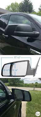 K-Source Snap & Zap Custom Towing Mirrors - Snap On - Driver And ... 9907 Ford F234f550 Super Duty 0105 Excursion Ram Chrome Towing Mirror Arm Covers 1018 1500 W Mirrors Tow Or Leave Stock Mirrors Reg Cab Chevy And Gmc Duramax Tow On A Page 40 Truck Forum Mirror F150 Community Of Fans Pair Black Manual Extend 19992006 Silverado With Body Color Matching Skull Caps 4 2017 2007 Youtube Toyota Nation Car Forums Sets Upgrade Your Trucks Rear Visibility Lmc For Obss Archive Powerstrokearmy Amazoncom Fit System Ksource 80910 Chevygmc