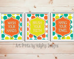 view childrens bathroom decor by hollypopdesigns on etsy