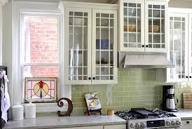 milwaukee tile backsplash pictures kitchen transitional with green