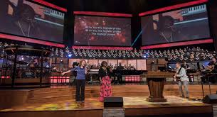 Bellevue Baptist Church Singing Christmas Tree by Church Designer Magazine Memphis Church Gets Advanced Hd