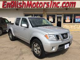 2013 Nissan Frontier PRO-4X Brownsville TX English Motors