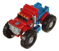 100 Transformer Truck Rescan Optimus Prime Monster S Rescue Bots