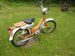 Vintage Honda 49cc