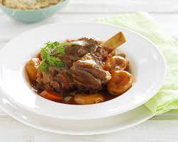 cuisiner une souris d agneau souris d agneau confites aux abricots maggi