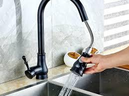 Delta Kitchen Faucet Sprayer Attachment by Pretty Kitchen Faucet Attachments Pictures U003e U003e Orbit Zinc Faucet