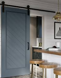 Doors | Jeff Lewis Design 42 X 84 Barn Doors Interior Closet The Home Depot Easy Operation With Pocket Lowes For Your Inspiration Sliding Glass Wood More Rustica Hdware Looking An Idea How To Build A Door Frame Click Here Cream Painted Wall Galley Kitchen Design Using Dark 1500hd Series Frames Johnsonhdwarecom Best 25 Doors For Sale Ideas On Pinterest Bedroom Closet Bypass Barn Door Hdware Timber Building Handles Rw Kits Images Ideas