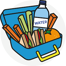 Lunch Box Clipart 2 Station Science Svg Black And