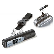fonction le de poche pèse bagage ls 50 avec fonction le de poche et chargeur