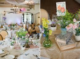 A Garden Theme DIY Wedding