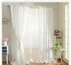 neue ankunft 3d vorhänge für küche wohnzimmer schlafzimmer romantische blume vorhang europa stil kurze tüll vorhang cortina
