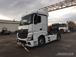 Mercedes-Benz ACTROS 1845_truck Tractor Units Year Of Mnftr: 2014 ...