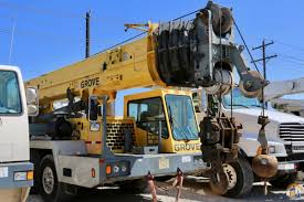 100 Trucks For Sale In Houston Texas Used 2004 Grove TMS900E Truck Crane Crane For In