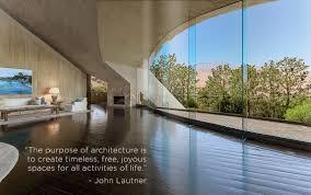 100 Lautner House Palm Springs Bob Hope Residence A John