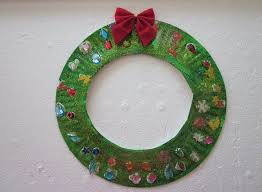 Christmas Wreath Craft Ideas For Kids