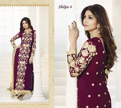 Bollywood Ladies Salwar Kameez Suit Neck Designs For Stitching Wholesale
